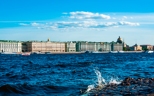 Weekend in Saint Petersburg (Guaranteed departures)