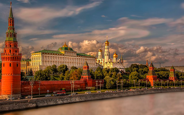 Weekend in Moscow (Guaranteed departures)