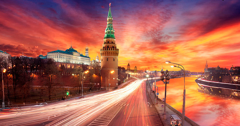 """Moscow highlights"" (4 days / 3 nights)"